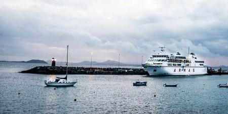 Cómo ir de Lanzarote a Fuerteventura